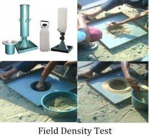 field density test