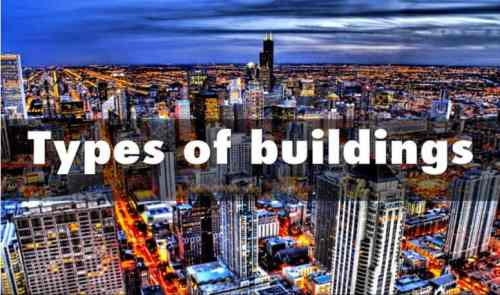 Image result for Sorts of Building