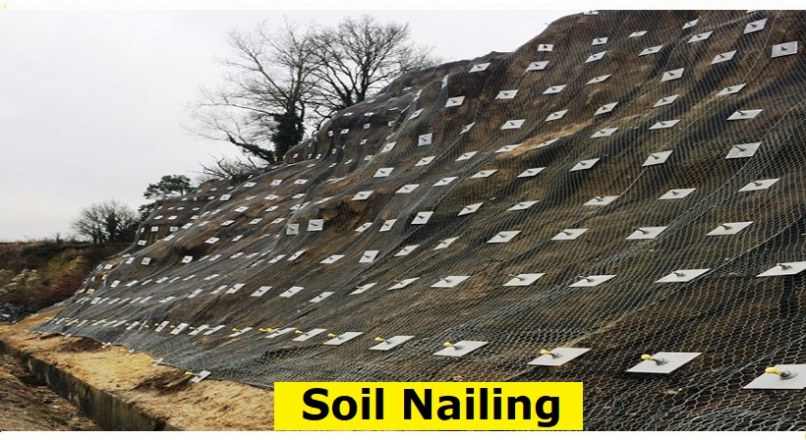 Soil Nailing – Advantages And Disadvantages Of Soil Nailing