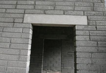 pcc lintel
