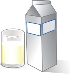 milk clip glass clipart carton food cliparts dailyclipart cliparting clipartion