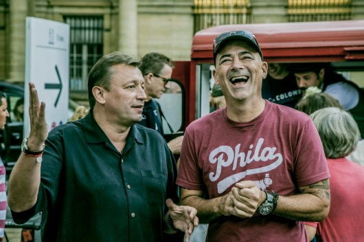 Laughs in Paris by Thierry Stein