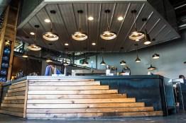The Cuvee bar. All photos courtesy of Cuvee Coffee.