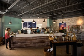 The new Oceana Coffee in Tequesta.