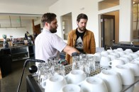 Counter Culture Coffee Los Angeles Roastery Training Center