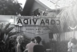 Copa Vida roastery opening. Photo by Amparo Rios.
