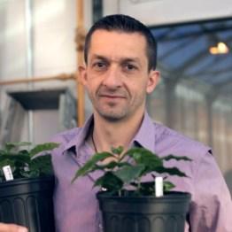 Leonardo Lombardini, Deputy Director, World Coffee Research