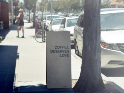 Love Coffee Bar. Photo by Amparo Rios.