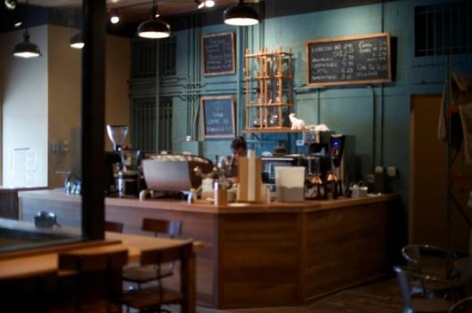 White Elephant Coffee in San Antonio Southtown