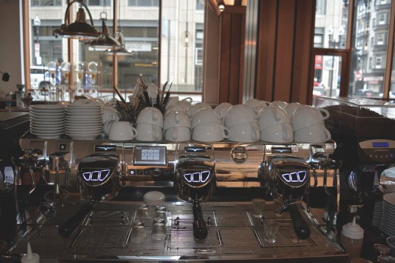 Javo Coffee Tea Boston bar