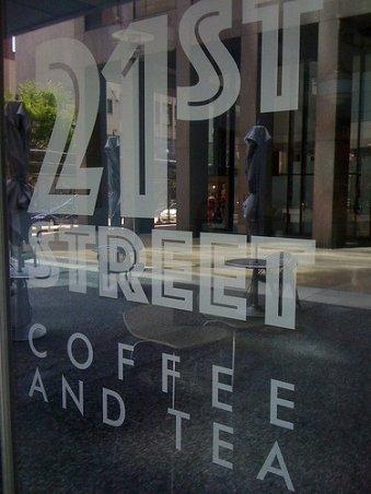 21st Street Coffee. Facebook photo.