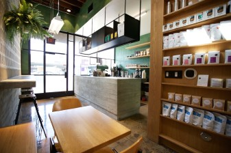 PCP coffee Los Angeles