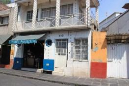 Cafe Avellaneda Mexico City