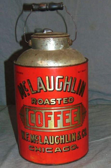 McLaughlin Roasted Coffee