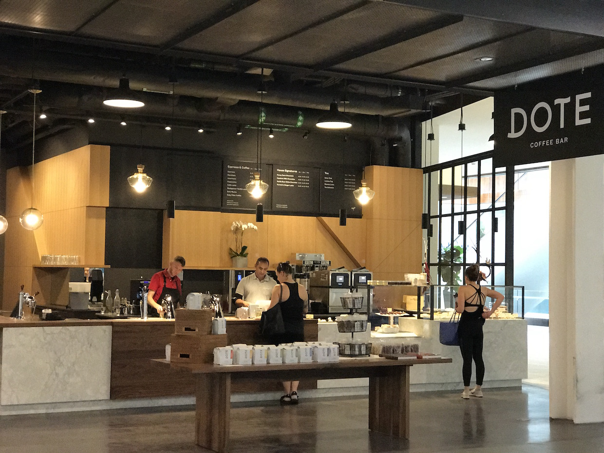 Dote Coffee Sweetens Bellevue with Luxurious Beans and