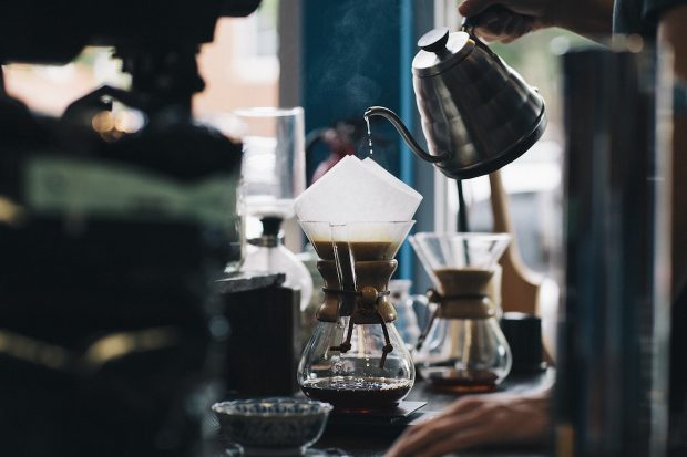 coffee pourover