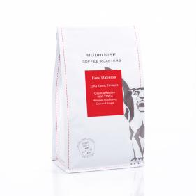 Mudhouse Coffee Roasters' Good Food Award-winning Ethiopia, Limu Dabesa