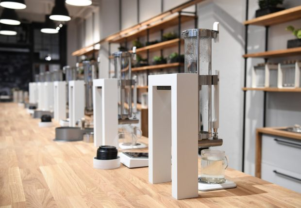 Alpha Dominche extraction lab brooklyn