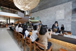 Starbucks Coffee Sanctuary Indonesia