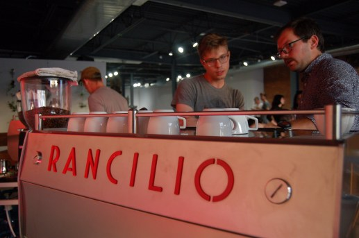 Photo courtesy of Rancilio North America.