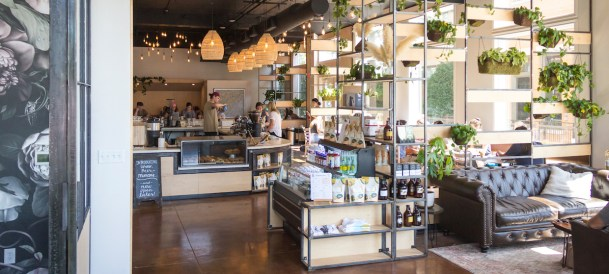 Edison Coffee Co cafe and roastery Flower Mound Texas 9