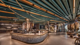 Starbucks Chicago Reserve Roastery
