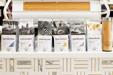 World Traveler coffee bags
