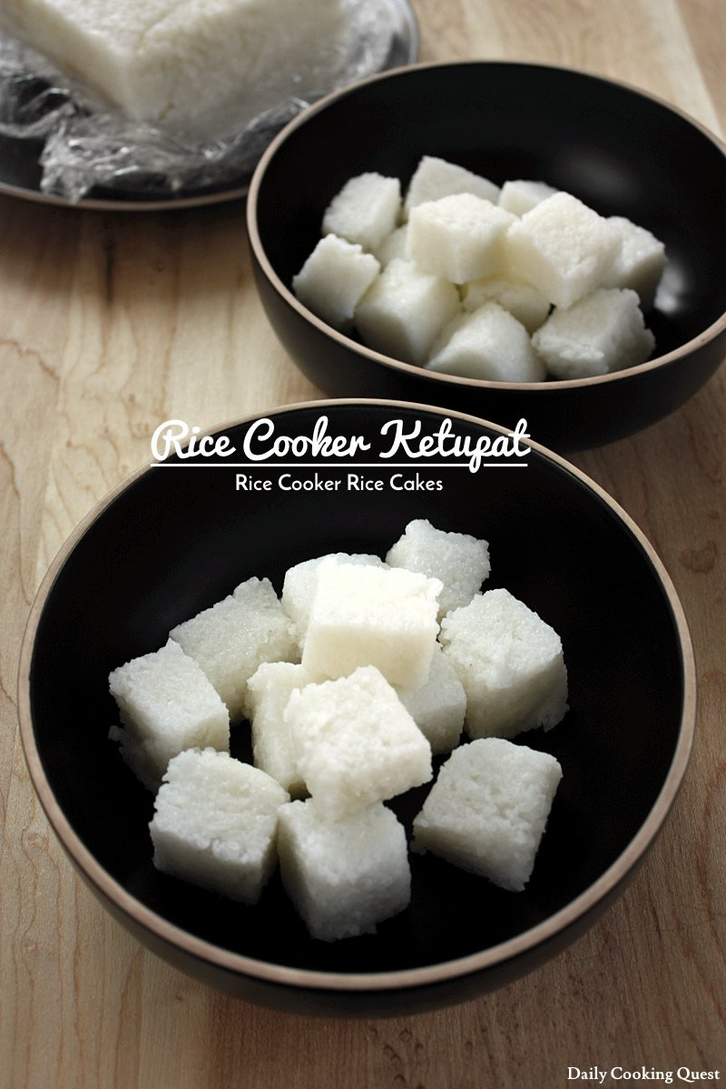 Finder is committed to editorial independence. Rice Cooker Ketupat Rice Cooker Rice Cakes Recipe Daily Cooking Quest