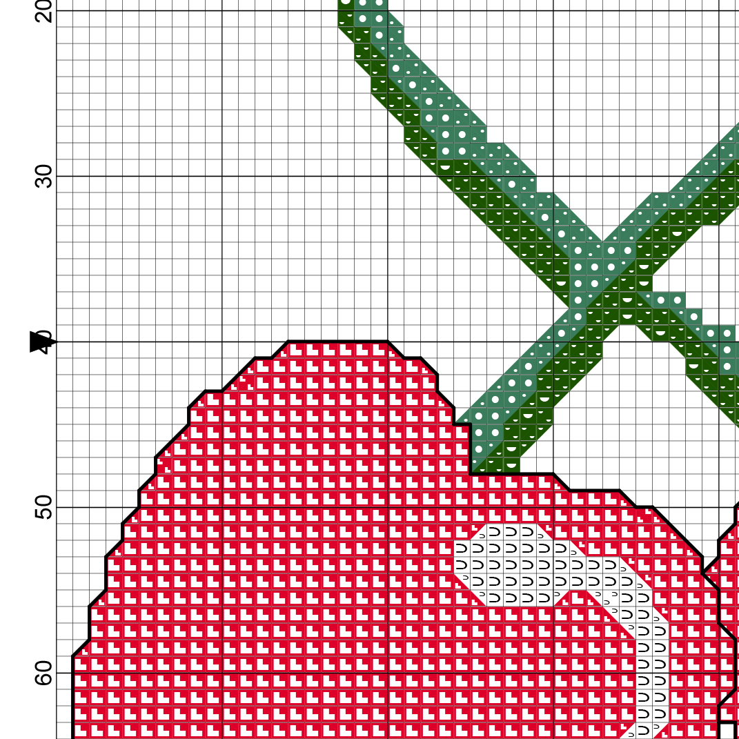 needlepoint stitches stitch diagrams arctic spa wiring diagram charts club members only cherry love cross pattern