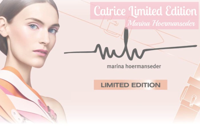 CATRICE LIMITED EDITION MARINA HOERMANSEDER