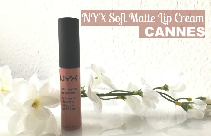 NYX SOFT MATTE LIP CREAM – CANNES