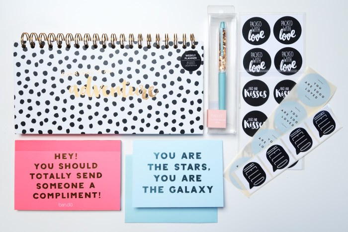 LEUKE STATIONERY SPULLETJES | STATIONERY & GIFT