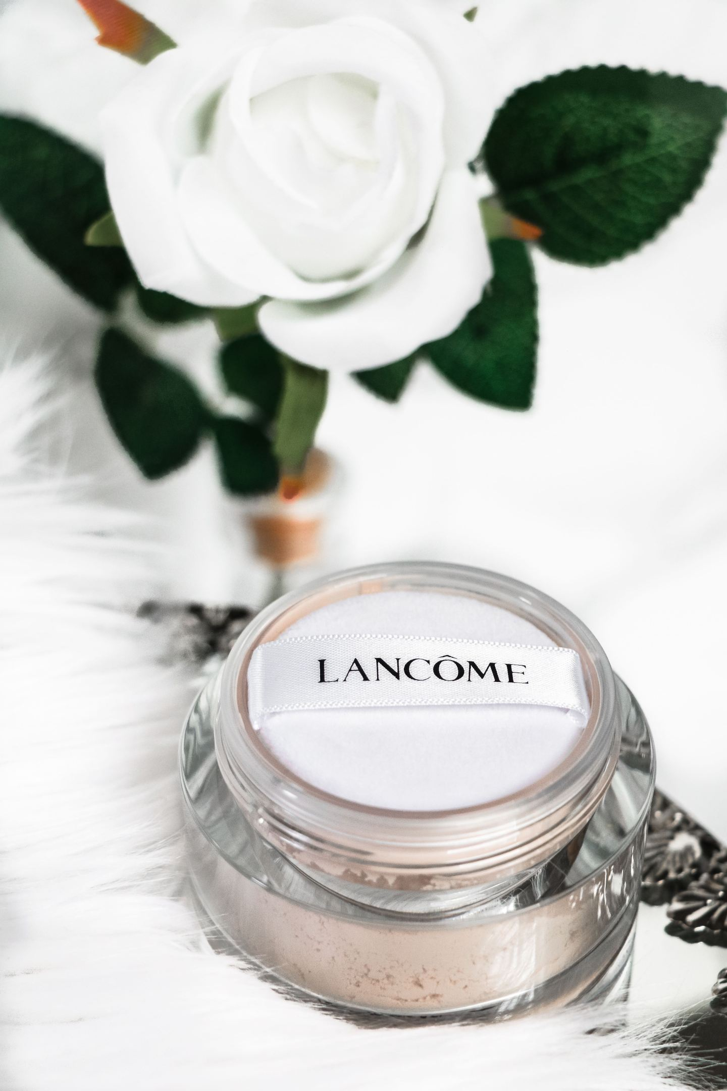 LANCÔME LONG TIME NO SHINE SETTING POWDER