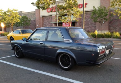 Datsun 510 For Sale