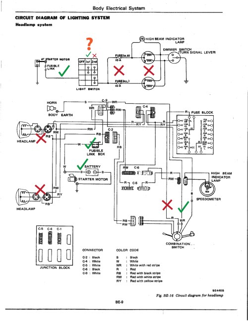 small resolution of 80 280zx harness pinout diagram use wiring diagram mix 80 280zx harness pinout diagram schema diagram
