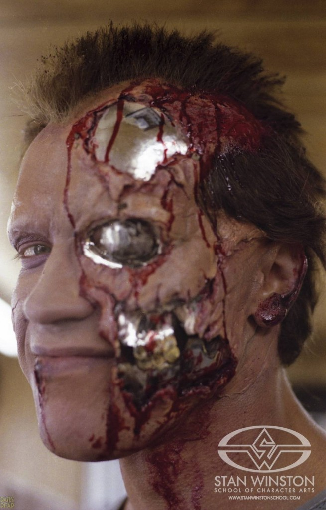 Stan Winston Week Celebrating The Terminator with Tom Woodruff Jr  Exclusive Photo Gallery