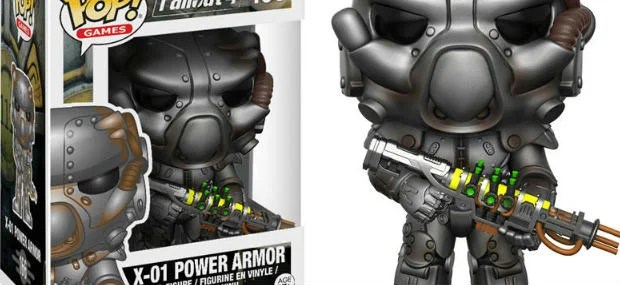 Funko Unveils Pop Vinyl Figures Featuring FALLOUT 4 And
