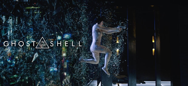 Resultado de imagem para ghost in the shell movie