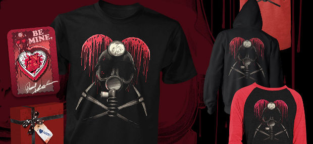 Updated Fright Rags Unveils MY BLOODY VALENTINE 1981