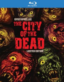 City Of Dead Limited Edition Blu - Daily