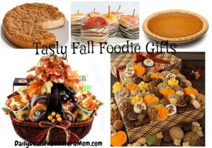 Tasty Fall Foodie Gifts