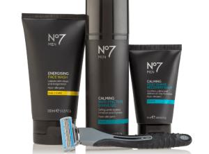 Boots No7 Men Shave Kit Review
