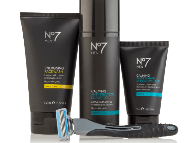 Boots No7 Men Shave Kit