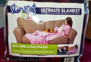 Ultimate Kids Slanket Review