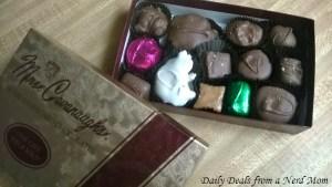 Mrs. Cavanaugh's Chocolates Review