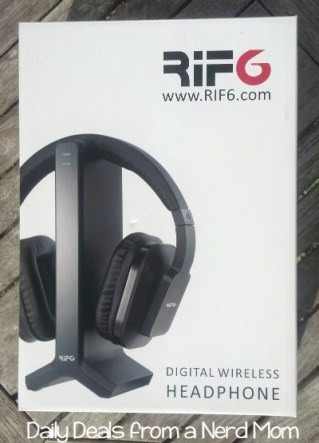 RIF6 Wireless Headphones