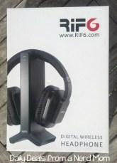 RIF6 Wireless Headphones