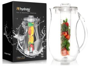 Rehydrate Pro Water Infuser Pitcher
