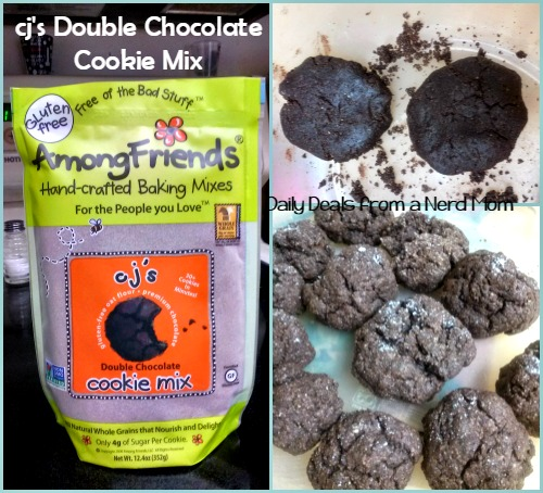 CJs Double Chocolate Cookie Mix