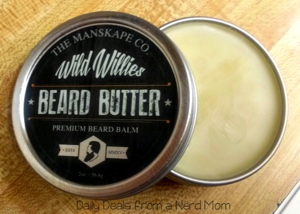 Wild Willie's Beard Butter Review